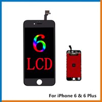 Wholesale iphone copied for sale - Group buy For iPhone iPhone Plus Grade A Tianma LCD Display Touch Screen Digitizer Assembly Replacement We Only Sell The Best Copy Quality