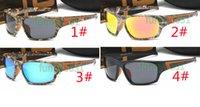 óculos de sol óculos de desporto ciclismo de ar livre venda por atacado-verão mais novos homens camuflar Sunglasses condução mulher Ciclismo Goggle UV praia óculos de sol Outdoor Sports Sunglasses Eyewear frete grátis
