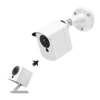 Wholesale wall mounted camera for sale - Group buy For Xiaomi Mijia Xiaofang Camera S Wyze Cam Wall Mount Bracket Degree Adjustable Indoor Outdoor Stand Cover Case