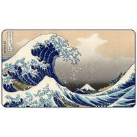 Magic Board Game Playmat:The Great Wave off Kanagawa 2.60*35cm size Table Mat Mousepad Play Mat
