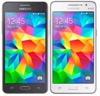 téléphones mobiles blackberry gras achat en gros de-Téléphone portable débloqué 5.0 Pouces d'origine pour Samsung Galaxy Grand Prime G530 G530H Ouad Core Dual Sim