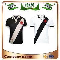 camisas maxi xl al por mayor-19/20 Vasco Da Gama Soccer Jersey 2019 Home Black 11 MAXI Camiseta de fútbol de visitante A. RIOS PAULINHO Vasco Da GamaLibro de fútbol