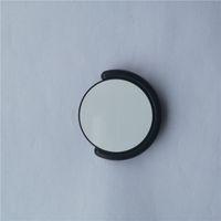 кольцо держатель iphone оптовых-Универсальный держатель для мобильного телефона кронштейн для сублимации DIY персонализированные индивидуальные пустые кнопки кольца для iPhone для Sumsung включают крюк