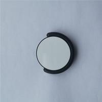 ganchos de soporte al por mayor-Soporte universal para teléfono móvil para sublimación DIY personalizado personalizado botón de anillo en blanco para iPhone para Sumsung incluye gancho