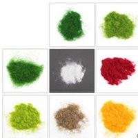 хобби домой оптовых-30g Artificial Grass  Landscape for Decoration Home Garden Accessories Building Model Material and hobby model maker