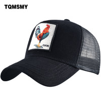 Wholesale mesh snapback trucker hats for sale - Group buy Men Women Baseball Cap Hats For Men Trucker Hat Cock Adjustable Cotton Mesh Snapback Hat Bone Gorras Casquette TMDHJ