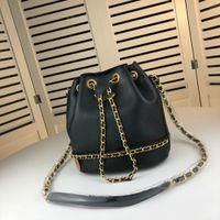 Wholesale real leather belts women resale online - New Arrival Style Women handbag Real Leather Rivet Belt Strap High Quality Shoulder Bags Split Colors Purse Classic Bags