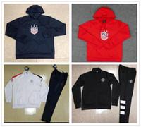 eua futebol venda por atacado-EUA kit revestimento do hoodie RONALDO 2019 jaquetas de 2020 psg treino DYBALA Mandzukic D. COSTA hoodie do terno treinamento da calcio futebol camisola