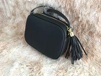 High Quality New Designer Luxury Women Handbags Famous Shoulder Bags Crossbody Soho Bag Disco Shoulder Bag Purse Wallet 6 colors