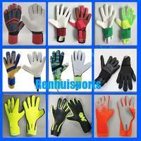3A Predator Allround Latex without fingersave Football occupation Goalkeeper Soccer gloves First quality Goalie Professional De Goleiro