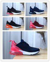 kızlar için ayakkabı dantel toptan satış-(kutu) riginal Çocuklar 27 Spor Eğitmenler Moda Çocuk Basketbol Ayakkabıları Ucuz Yeni Erkek Kız Lace Up Koşu Ayakkabıları Airs Sneakers EUR28-35