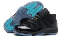 siyah gama mavisi toptan satış-NIKE AIR JORDAN RETRO shoes 2019 Kutu Ile En İyi 11 Çocuk Atletik Ayakkabı Gama Mavi Siyah Bred Concord Uzay Reçel Kızılötesi Kız Erkek Georgetown Legend Mavi Ayakkabı