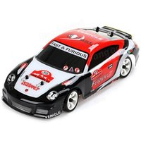 4wd drift autos großhandel-Wltoys K969 1/28 2 .4g 4wd Brushed Rc Auto Drift Car