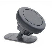samsung cell support großhandel-Stehen Sie magnetische Auto-Telefon-Halter-Armaturenbrett-Berg-Magnet-Telefon-Unterstützung mit Kleber für Universalhandy Samsungs S10 Plus