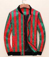 hohe modeoberbekleidung groihandel-KANYE WEST Jacke Hip Hop Windbreaker Modedesigner Jacken Herren Damen Streetwear Oberbekleidung Mantel Hochwertige Jacke