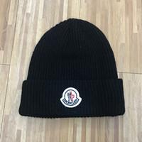 Wholesale crochet football hat for sale - Group buy NEW Winter Hot Quality GOOSE beanie Men Women Baggy Warm Crochet Winter Wool Knit Beanie Skull Slouchy Caps Hat