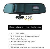 siyah u8 bluetooth akıllı saat toptan satış-Night Vision adı kayıt Araç DVR Kamera GPS Dash kam FHD 1080P Dash Cam 24H Park Monitör araba