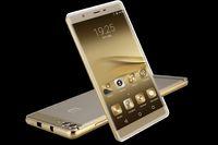 pantalla táctil de china android al por mayor-6 pulgadas de pantalla táctil del móvil fino estupendo Android Ulim P9 Plus Marco del metal Quad Core Android 5.1 OS teléfono barato teléfono inteligente con el caso libre