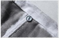 jeans de bandera americana para hombre al por mayor-Mens caliente del diseñador de moda Jeans Jeans Robin famosa marca de mezclilla con las alas de la bandera americana del tamaño extra grande