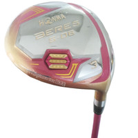 Wholesale golf clubs fairway woods resale online - New sta Golf clubs HONMA S Golf Fairway wood HONMA Women wood Graphite shafts L Golf Clubs shaft and headcover