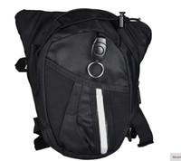 perna da gota da motocicleta bolsas venda por atacado-Atacado Motocross Drop Leg bag Cavaleiro saco da cintura Da Motocicleta pacote ao ar livre multifunções quente