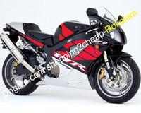Wholesale rc51 red fairing resale online - SP1 SP2 Fairing Kit For Honda Cowling VTR1000 VTR R VTR1000R RC51 Motorbike Bodywork Parts Black White Red