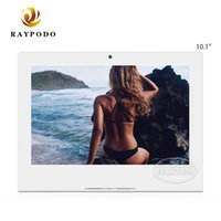 Wholesale Raypodo customer feedback inch capacitive touchscreen tablet PC with M P front camera