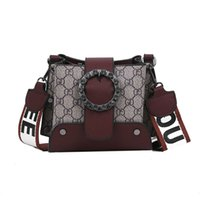 Wholesale mini red buckets for sale - Group buy Designer Shoulder Bag of Women Famous Fashion Brands Female Bag New Design Luxury Handbags Women Crossbody Bags