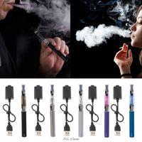 elektronische ego ce4 kits großhandel-Elektronische Zigarette Elektronik E-Zigarette Vape Pen Kit 650/900 / 1100mAh Für EGO CE4