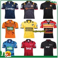 06f984451 2019 2020 Chiefs Super Rugby Jersey new Zealand super Chiefs Blues  Hurricanes Crusaders Highlanders 18 19 20 Rugby Jerseys shirts S-3XL