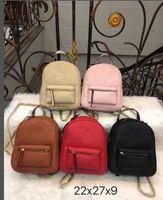 okul çantası çantası toptan satış-Yeni Moda en kaliteli kadın kız okul çantası kadın Tasarımcı omuz çantaları çanta ünlü sırt çantası tarzı çanta çanta