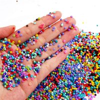 Glass Seed Beads 15 Colors Small Pony Beads 4500pcs for Jewelry Making DIY Crafting
