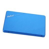 sata 6gb'lık sürücüler toptan satış-480G SSD SATA 6Gb / s PC Mavi için 2,5 inç Dahili Katı Hal Sabit Disk
