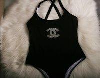 bodysuit fêmea de uma parte venda por atacado-cha11 2019 Água Sports impressão têxtil de uma peça fêmea do Swimsuit Bodysuit Mulheres Swimwear Bikinis Set de natação Esportes