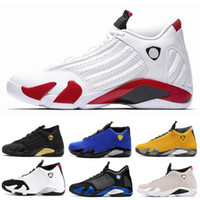 Wholesale candy pink shoes for sale - Group buy 2020 Men Designer s University Red Basketball Shoes Red black toe defining moments candy cane thunder Mens Sports Trainers Sneakers