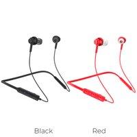 micrófono de 2,5 mm al por mayor-Auriculares magnéticos inalámbricos Bluetooth Estéreo Deportes Auriculares impermeables In-ear Auriculares con micrófono para iPhone 7 Samsung envío gratis