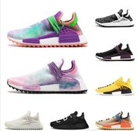 Wholesale discount outdoor sports resale online - Human Race Pharrell Williams TR Shoes Sports Shoes discount Athletic mens Outdoor Training Sneaker Size