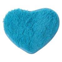 tapete do banheiro do coração venda por atacado-Coração bonito em forma 15,7 * 11,0