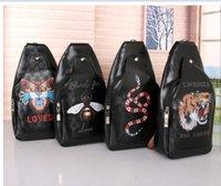 vücut çarpı çantası toptan satış-2019 Sıcak satmak Moda çanta kadınlar ve erkekler Satchel çanta Unisex Bel Çantası tasarımcısı Çapraz Vücut küçük kese Bel Çantaları (seçim için 26 renk)