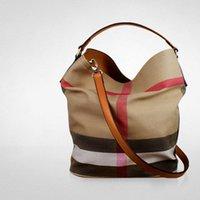 segeltuchkreuz-körperbeutel für frauen großhandel-Vintage Luxus Designer Handtaschen Frauen Leinwand Umhängetaschen Hochwertige Casual Umhängetaschen 2019 Neueste Messenger Bags