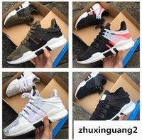 bot desteği toptan satış-Eqt Destek Çizmeler Mens Womens Koşu Siyah Beyaz Mavi Yeşil Gs Primeknit Gri Çekirdek Sneakers Spor Ayakkabı Rahat Ayakkabılar Eur36-45