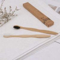 Environmental Toothbrush Bamboo Health Toothbrush For Oral Care Teeth Cleaning Eco Medium Soft Bristle Brushes