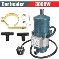 car water heater بالجملة-3000W 220V تعميم تسخين المياه سيارة سخان محرك دورة التسخين المبرد التدفئة