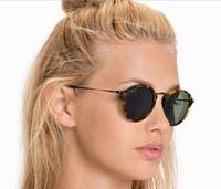 sonnenbrille für heiße sonne großhandel-2019 heißer verkauf aviator ray sonnenbrille vintage pilot marke sonnenbrille band polarisierte uv400 bans männer frauen ben sonnenbrille mit box und fall
