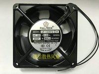 tarjeta gráfica sunon al por mayor-Ventilador de CA FULLTECH UF-123812 H AC120V 0.22A 12038 original de 12 cm