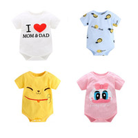 VANMASS Infant Virginia is for Lovers Short Sleeve Bodysuit Clothes Jumpsuit