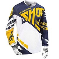 xxl ciclismo ropa hombre al por mayor-2019 Super Special Design Cross Jersey para hombre fresco Mountain Mountain Cycling Bike Motocross Jersey Ciclismo manga larga ropa N