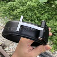 Wholesale 19 belts resale online - 2019 Belts Men Clothing Accessories Business Belts For Men Big Buckle Fashion Mens Leather Belts F