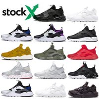 Wholesale huarache light ultra for sale - Group buy Huarache IV Ultra Running Shoes For Men Women All Red White Huraches Mens Trainers Hurache Male Sports Sneakers