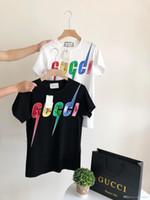 sequin sudadera al por mayor-19ss marcas de lujo de diseño de marca de lentejuelas flash camiseta hombres mujeres transpirable moda Streetwear sudaderas al aire libre camisetas